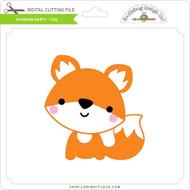 Pumpkin Party - Fox