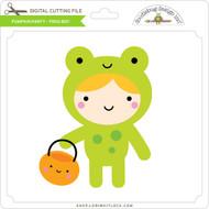 Pumpkin Party - Frog Boy