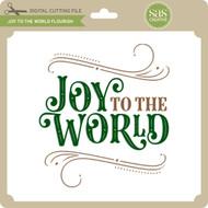 Joy to the World Flourish