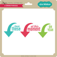 3 Arrow Phrases