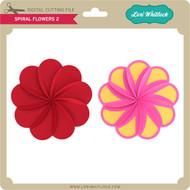 Spiral Flower 2