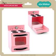 Oven Cupcake Box