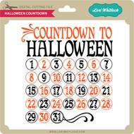 Halloween Coundown