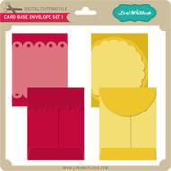Card Base & Envelope Set 1