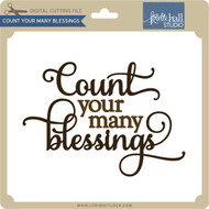 Count Your Many Blessings