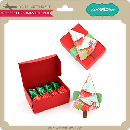 8 reeses christmas tree box 099 image 1
