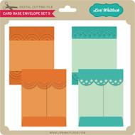 Card Base & Envelope Set 5
