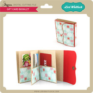 Gift Card Booklet