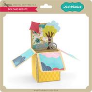 Box Card Bike Kite