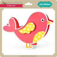 A2 Bird Card
