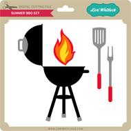 Summer BBQ Set