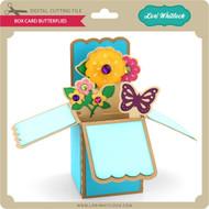 Box Card Butterflies