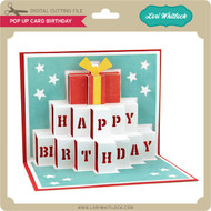 Pop Up Card Birthday