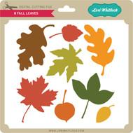 8 Fall Leaves 2