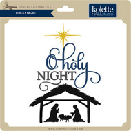O Holy Night Nativity