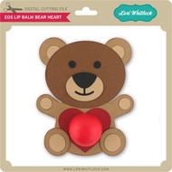 EOS Lip Balm Bear Heart