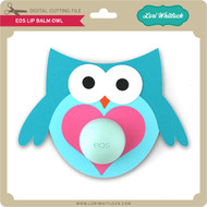 EOS Lip Balm Owl Heart