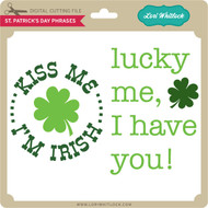St. Patrick's Day Phrases