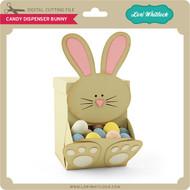 Candy Dispenser Bunny