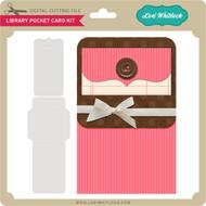 Library Pocket Card Kit