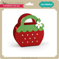 Strawberry Box Bag