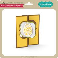 A2 Flip Swing Card Easter Egg