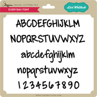 Everyday Font