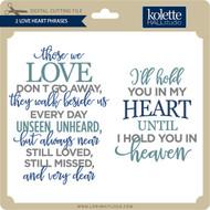 2 Love Heart Phrases