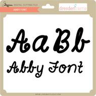 Abby Font