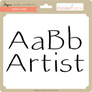 Artist Font