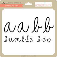 Bumblebee Font