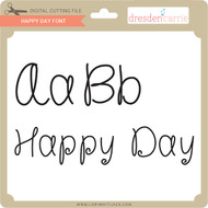 Happy Day Font