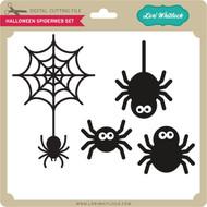Halloween Spiderweb Set