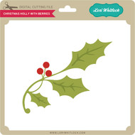 Christmas Holly with Berries
