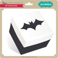 Bat Window Box