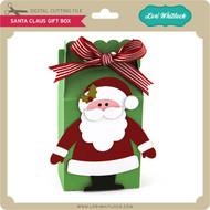Santa Claus Gift Box 1