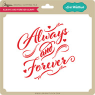 Always and Forever Script