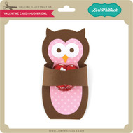 Valentine Candy Hugger Owl