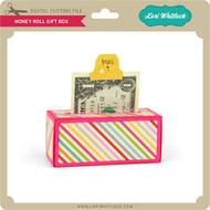 Money Roll Gift Box