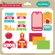 School Titles and Icons