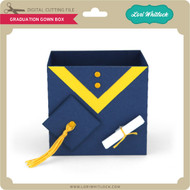 Graduation Gown Box