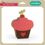 Box Card Cupcake