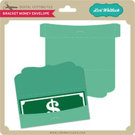 Bracket Money Envelope