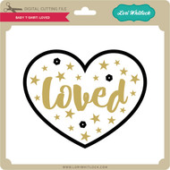 Baby T-Shirt: Loved