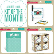 2016 August Kit of the Month