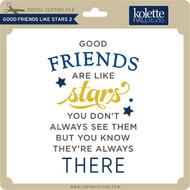 Good Friends Like Stars 2