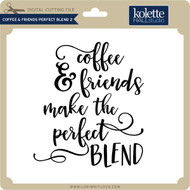 Coffee & Friends Perfect Blend 2