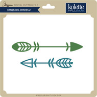 Handdrawn Arrows 2