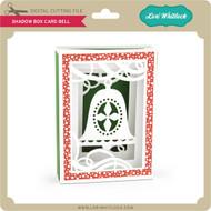 Shadow Box Card Bell