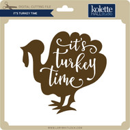It's Turkey Time